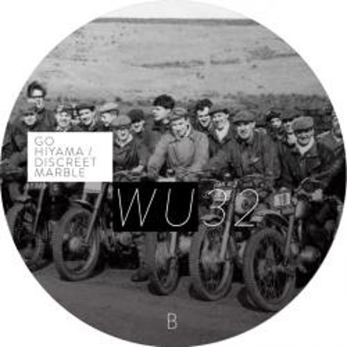Go Hiyama - Discreet Marble EP (WarmUp 032) - segments