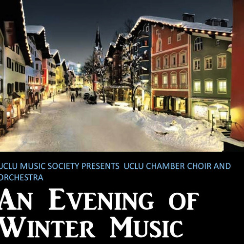 UCLU Chamber Choir Winter Concert: In Dulci Jubilo - Robert Pearsall