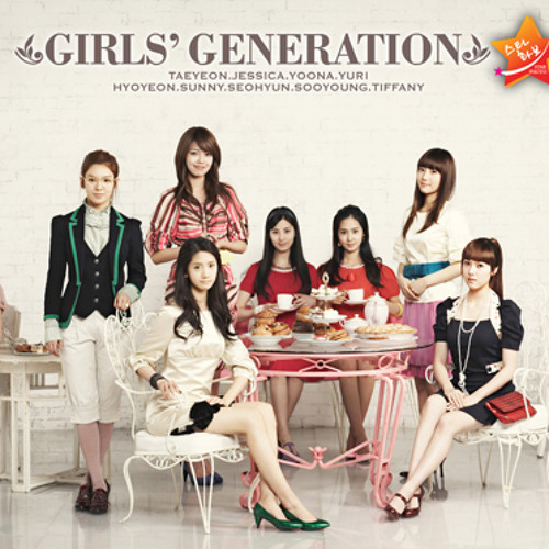 [6(Six) Svx Girls] - Diamond (SNSD) Christmas Special Cover