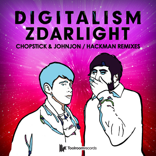 Digitalism - Zdarlight (Chopstick & Johnjon Remix) out on 19.12.12