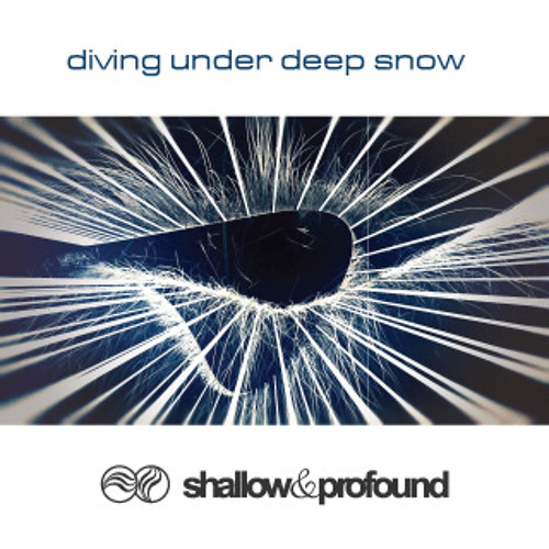 Diving Under Deep Snow