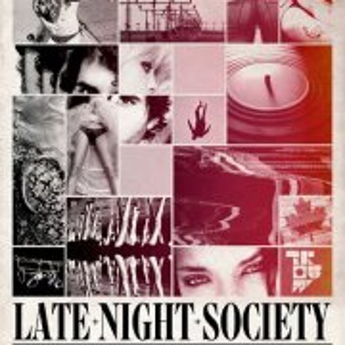 Thomas Martojo @ Late Night Society, TrouwAmsterdam (15 December 2012)