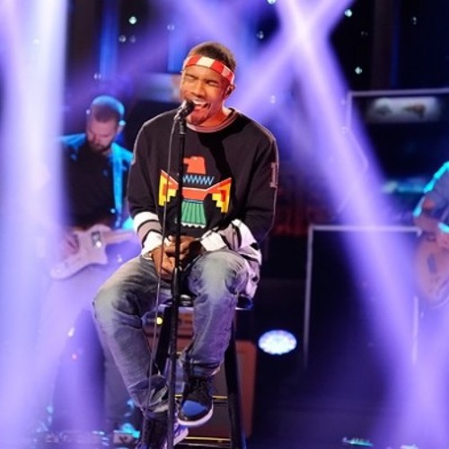 Frank Ocean - Thinkin Bout You - Saturday Night Live
