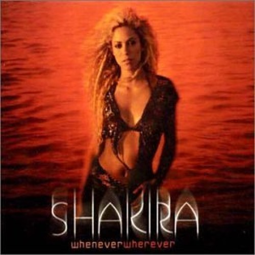 @YoanDelipe ft Shakira - Whenever, wherever (Coco's Jook rmx)