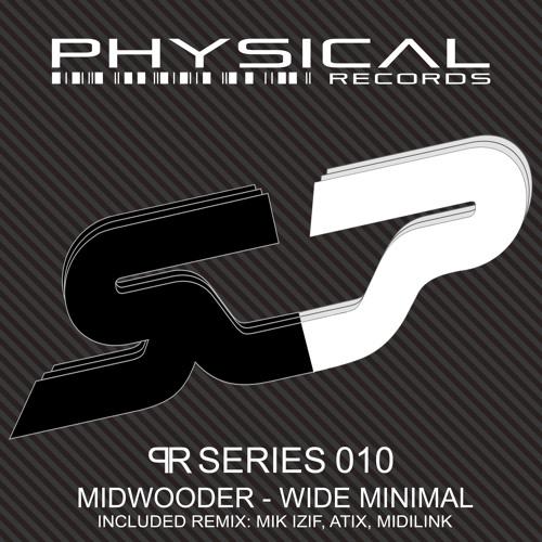 "Mid Wooder - Wide Minimal (Mik izif Black & White mix) ""Low Quality"""