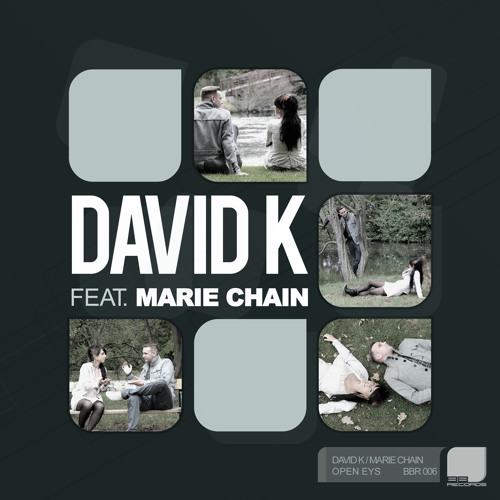 David K. feat. Marie Chain - Open Eyes (Sonik Remix)