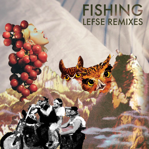 """Monster Rally & RUMTUM: """"Raindrops (FISHING Remix)"""""""