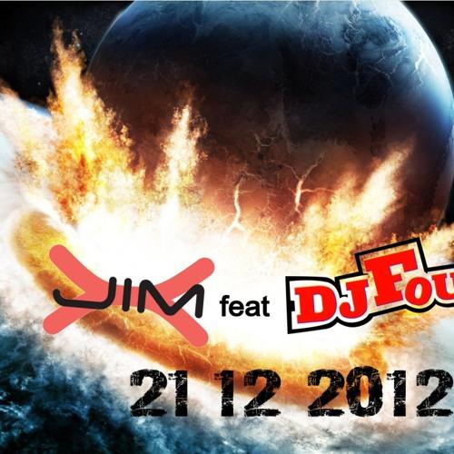 Jim-X Feat DJ Fou - 21 - 12 - 2012 (Apocalypteck Radio Edit)