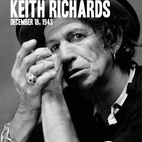 Keith Richards Montage - Kim Mitchell 12/18/12