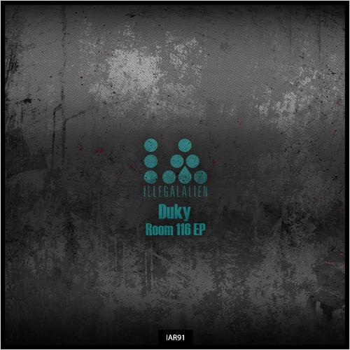 Duky - Blown Bits (Original Mix) [Illegal Alien Records]