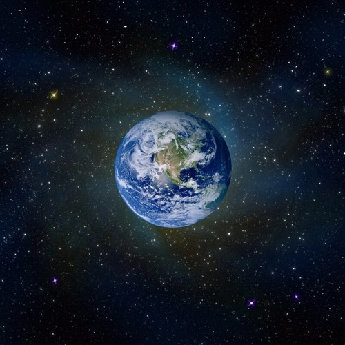 My World From Space By Alpha Century Sound