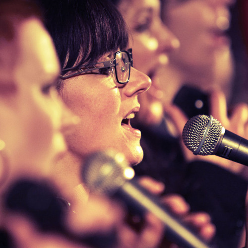En stjerne skinner i nat - Gunnertoft Gospel Singers