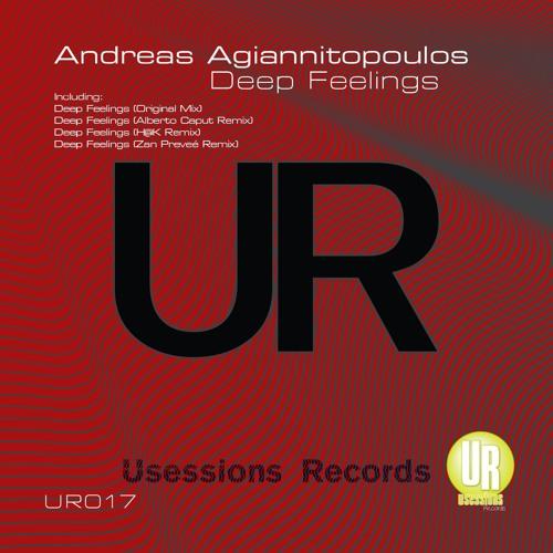 Andreas Agiannitopoulos - Deep Feelings (Zan Preveé Remix)(Cut)