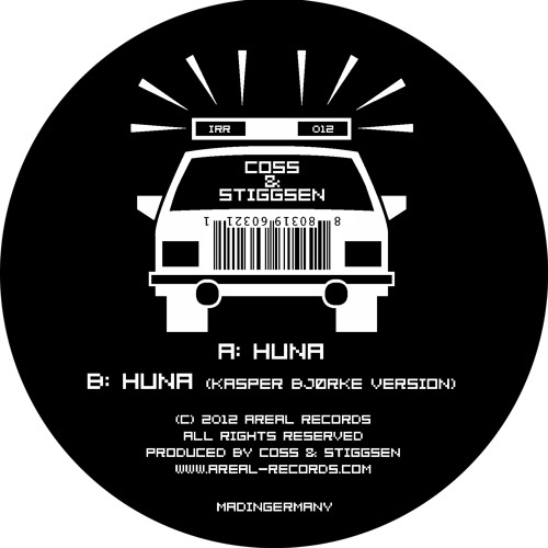 Coss & Stiggsen - Huna (Kasper Bjørke Version)