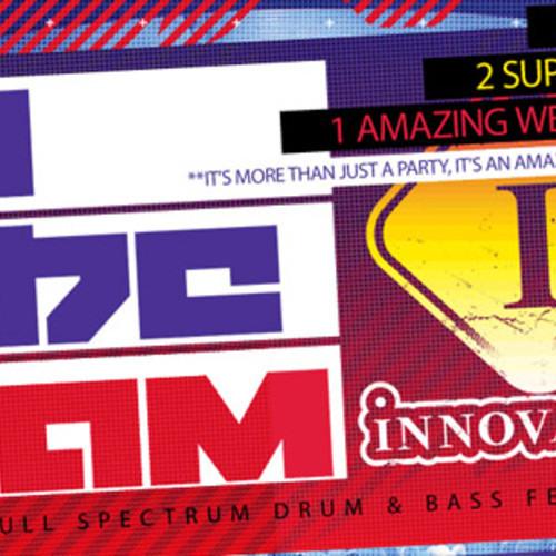 2N & KLAY VS SKORE & NAYZ - THE JOB PLAYED BY DJ ZEN @ INNO IN THE DAM 2012 MC DANJA & UNKNOWN