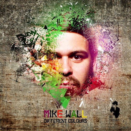 """Mike Wall - Suicide - Different Colours LP - 2x12"""""""