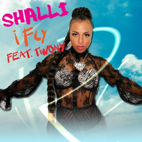 Shalli Sings ft. Tiwony - I Fly (DJ EJ remix) UNMASTERED DEMO