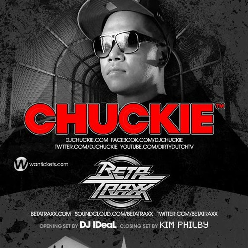 DJ IDeaL opening for Chuckie - Avalon Hollywood Pt 1