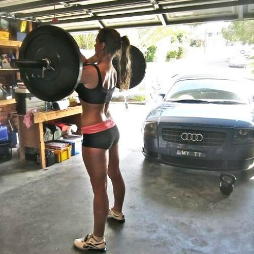 THE GARAGE WORKOUT MIX- THE SOUNDS OF CROSSFIT VOLUME 4