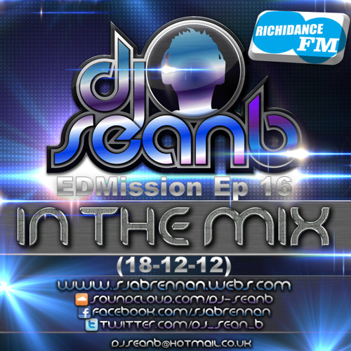 EDMission Ep 16 [RichiDance FM] 18-12-12