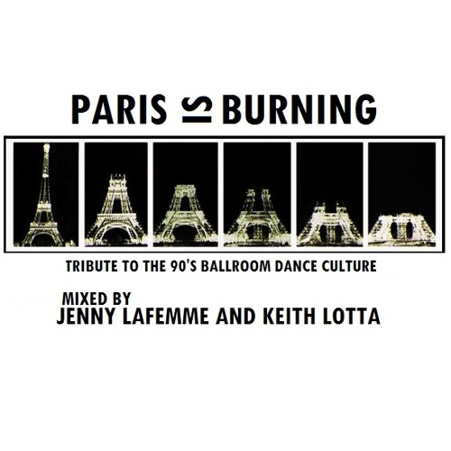 Keith Lotta and Jenny LaFemme - Paris is Burning