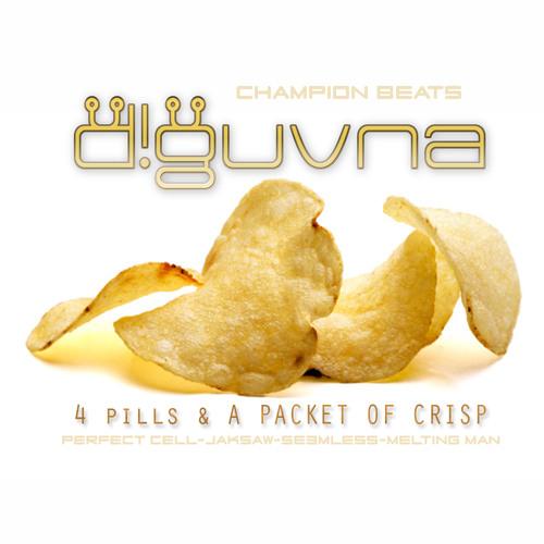 D!GUVNA - 4 Pills & A Packet Of Crisp (THE INCREDIBLE MELTING MAN REMIX) Champion Beats