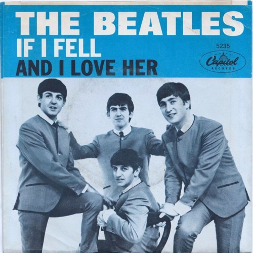 The Beatles - If I fell (cover)