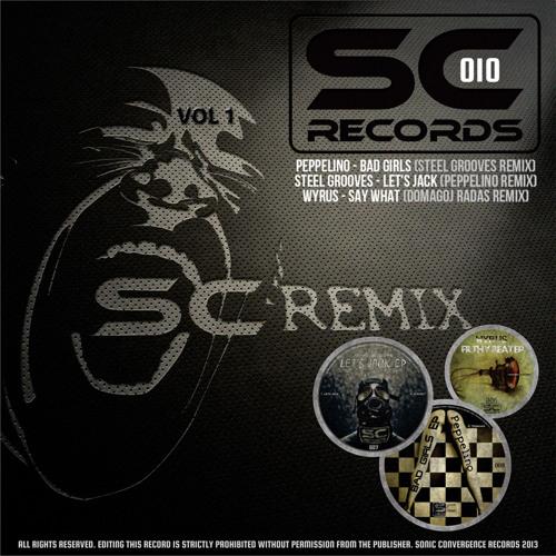 SCRemix vol 1 - SC10