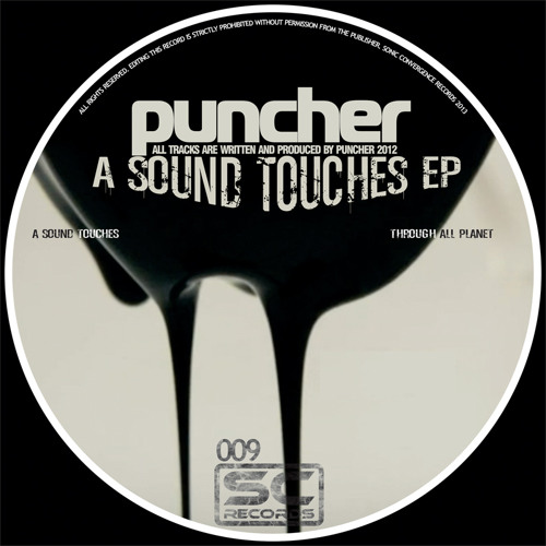Puncher - A Sound Touches EP - SC09