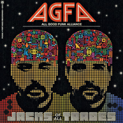 AGFA Featruring RJ - Mr Hipnoid (Rubber Johnson Electronic Funk Remix)