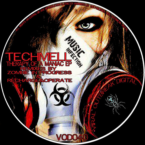 Techmell (Therapy of Maniac) Zombie in Progress (M) Free D/L