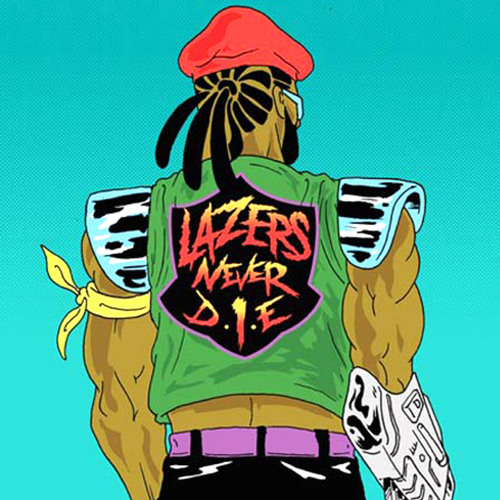 Major Lazer - Get Free (Adriatique's Lazers Never Die Rework)