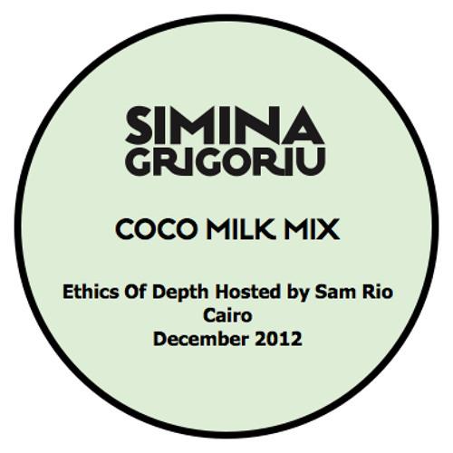 Simina Grigoriu - COCO MILK Mix
