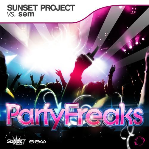 SUNSET PROJECT vs sem - PartyFreaks (all mixes)