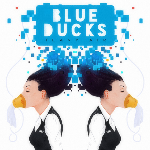 Blue Ducks - Four Inches Of Water