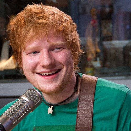Ed Sheeran Talks About Partying with The Wanted & Lindsay Lohan