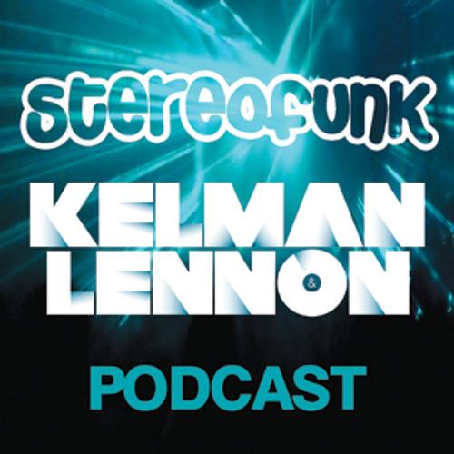 STEREOFUNK PODCAST XMAS 2012 WITH KELMAN & LENNON