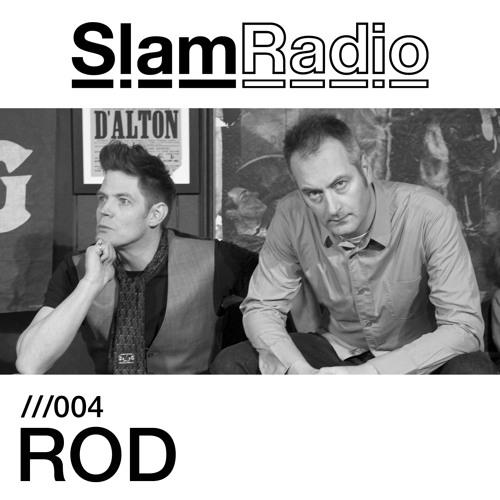 ROD @ Slam Radio #004 (25-10-2012)