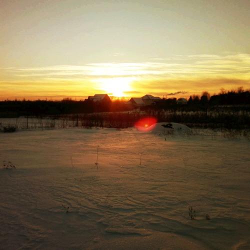 Snow and sunshine[STBB302]