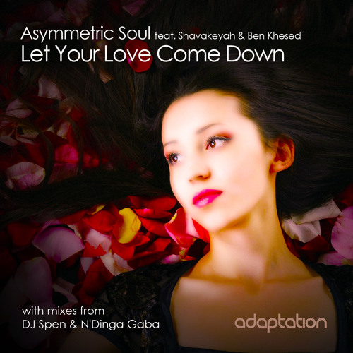 Asymmetric Soul - Let Your Love (DJ Spen & N'Dinga Gaba Remix)