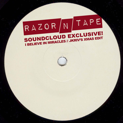Razor-N-Tape Reworks - I Believe In Miracles on 34th St. (JKriv's Xmas Cut Up)