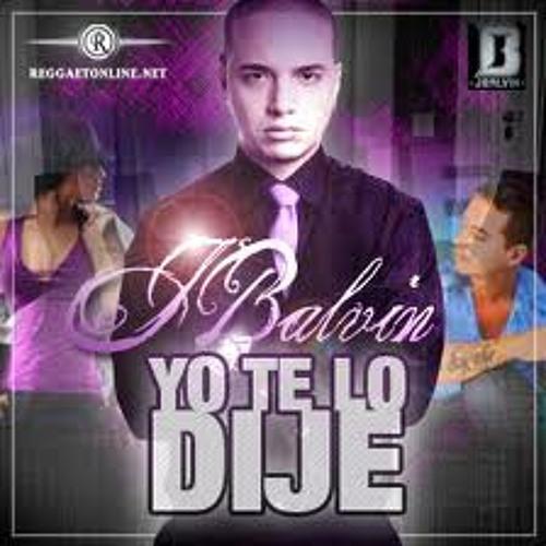 J.Balvin Yo Te Lo Dije (Remix) DjJeffrey