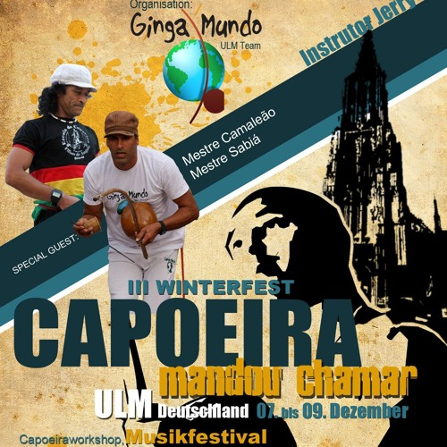 Capoeira Ginga Mundo Ulm