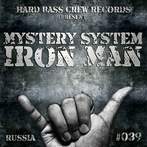 HBC039 Mystery System - Iron Man (preview)
