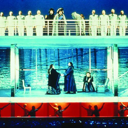 "Seattle Opera ""Countdown to the 50th!"" 1998 Eaglen-Heppner TRISTAN UND ISOLDE"