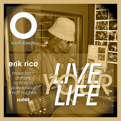 Erik Rico - Live Your Life (PowderSoul's New Jersey Tribute)