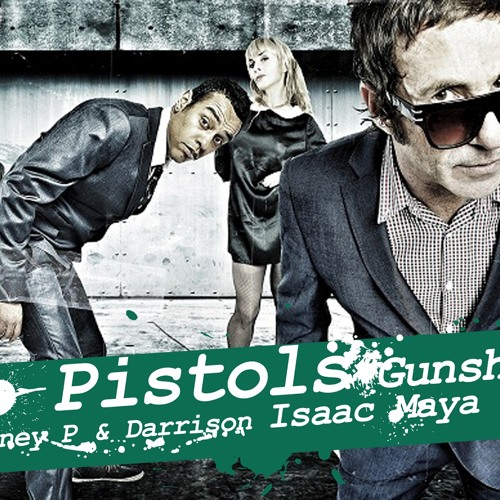 Dub Pistols - Gunshot ft. Rodney P & Darrison - Isaac Maya Official rmx