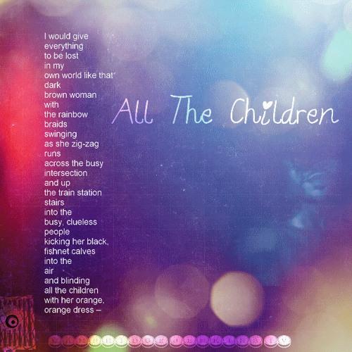 all the children - cambridge jenkins iv