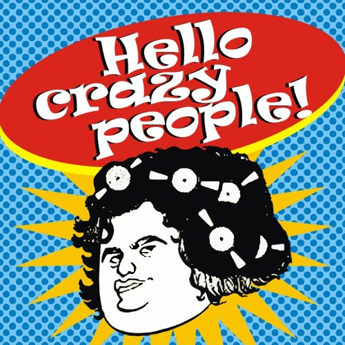 VOX - hello crazy people (old school mix 90º)