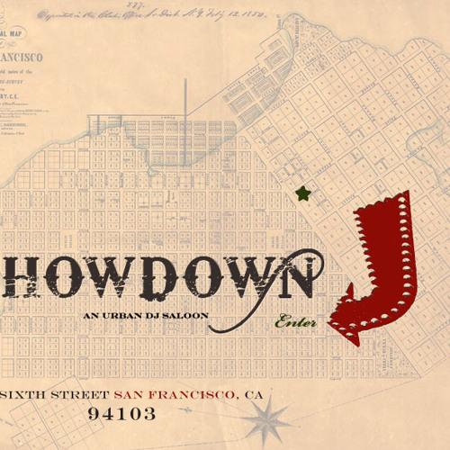 KROOKS Live @Showdown 12.12.12